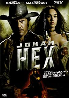 Jonah Hex [2010] *** Region 2 *** Spanish Edition ***