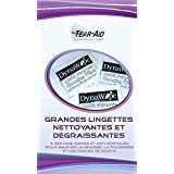 Tear-Aid - Toallitas limpiadoras de alcohol isopropílico 70%