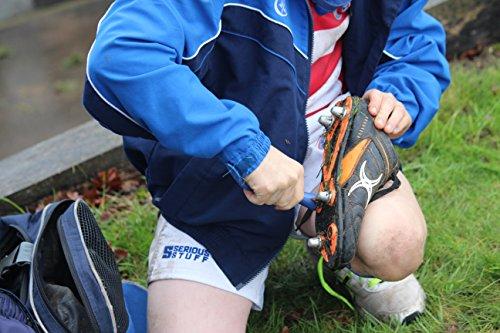 """Handlicher Matschentferner """"Bootclaw"""" für Rugbyschuhe"""
