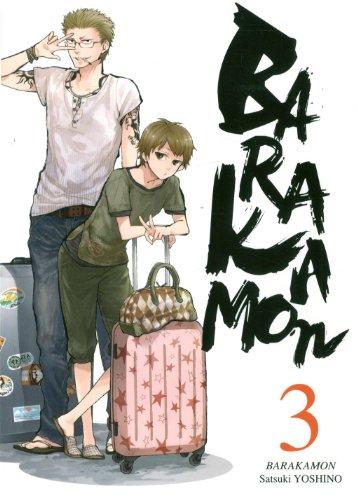 Barakamon Edition simple Tome 3