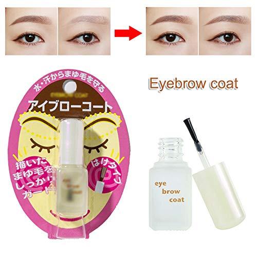 Fishyu Eyebrow Sealer Coat Waterproof Liquid Long Lasting Brow Enhancement Makeup Tool -