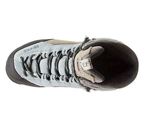 new styles a4f1e d23e9 Kefas Scarpe da Backpacking Trekking Uomo Donna 3135 Onix ...