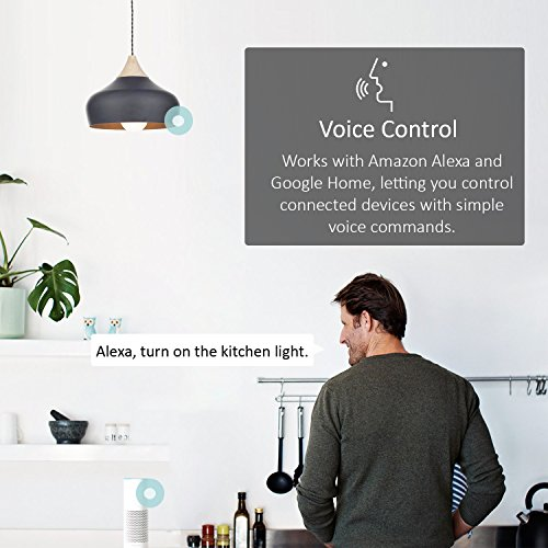 TP-Link Smart WiFi Hue Light Bulb, E27, 7W, Works with Amazon Alexa (Echo and Echo Dot), Google Home and IFTTT, Dimmable Soft Warm White, No Hub Required