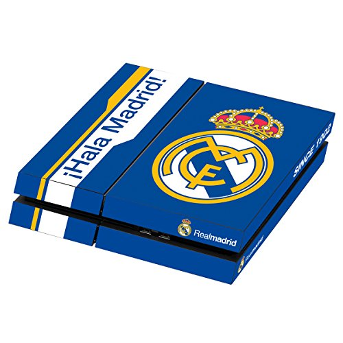 Real Madrid PS4 Console Skin (Real Madrid Skins)