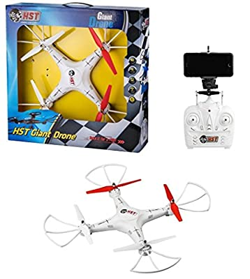 HST X195 Giant WiFi Air Drone Quadcopter Camera Gyro USB Camera from Hot Stuff Toys - HST