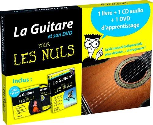 La Guitare pour les Nuls + DVD