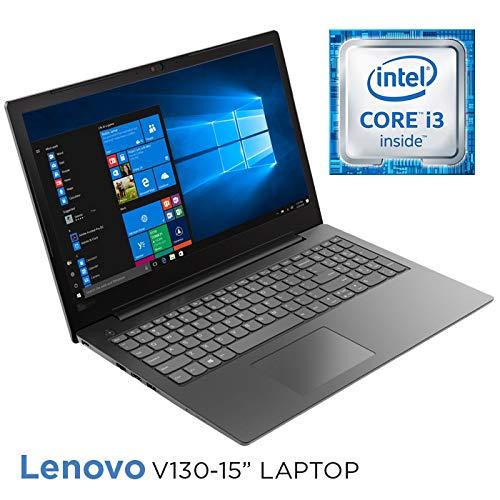 """Lenovo V130-15IKB 81HN00H5SP Portatile I3-6006U 2.0GHZ, 4GB, 256GB SSD, 15.6""""/39.6CM FHD, DVD RW, W10, Grigio"""