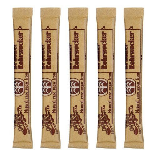 Rohrzuckersticks Five o'clock 500 Sticks 2,5 kg