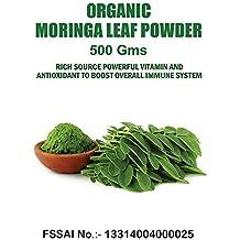 Perennial Lifesciences Organic Moringa Leaf Powder 500 Gm