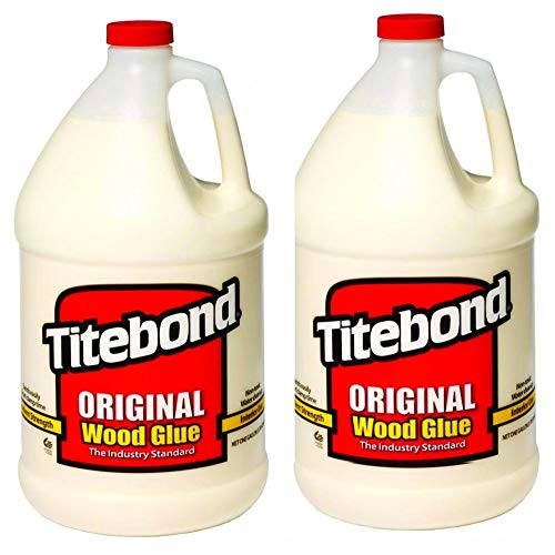 Titebond Orginal Wood Glue 2 Gallons 7,6 L - Ca Titebond