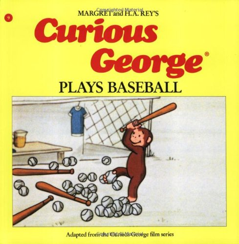 Curious George Plays Baseball