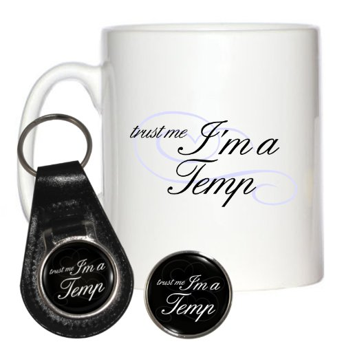 trust-me-im-a-temp-10oz-mug-pin-badge-leather-keyring