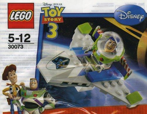 LEGO Toy Story: Buzz's Mini Ship Establecer 30073 (Bolsas)