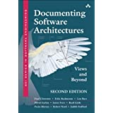 Documenting Software Architectures: Views and Beyond (English Edition)