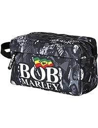Bob Marley Collage Neceser Negro