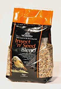 Insect and Seed Blend Bird Food