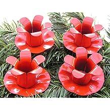 Weihnachtsdeko Für Adventskranz.Suchergebnis Auf Amazon De Für Weihnachtsdeko Kerzenhalter
