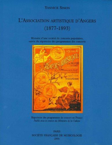 L'Association artistique d'Angers (1877-1893)