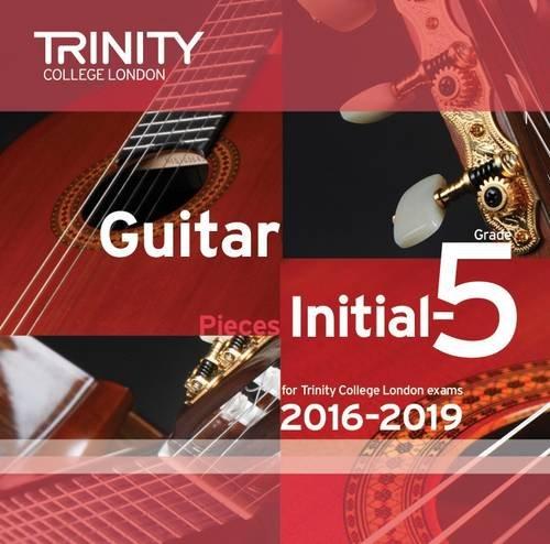 Guitar CD Initial-Grade 5 2016-2019
