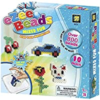 Ezee Beads - 800 Unidades, Mixed Fun (06410)