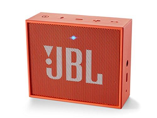 Enceintes multimédia JBL GO - Orange Blue-Tooth