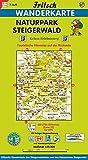 Fritsch Karten, Nr.67, Naturpark Steigerwald (Fritsch Wanderkarten 1:50000) -