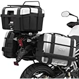 Givi Support Valise Top Case Monokey Yamaha XT 1200 Z/ZE Super Tenere, Noir