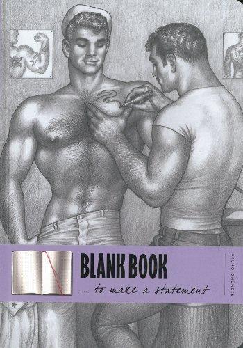 Blankbook 2 - Tom of Finland (2013-09-01)