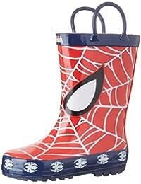 Spiderman Sp003650, Bottes de Pluie garçon