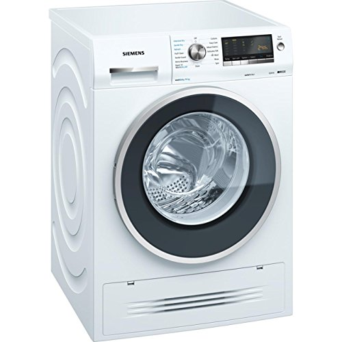 Siemens WD14H422GB Freestanding A Rated Washer Dryer in White