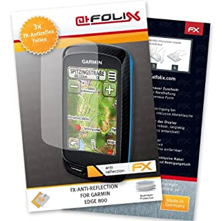 atFoliX FX-Antireflex - Protector de pantalla para GPS Garmin Edge 800, transparente (B005BOGO0A) | Amazon price tracker / tracking, Amazon price history charts, Amazon price watches, Amazon price drop alerts