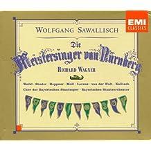 Richard Wagner: Die Meistersinger von Nürnberg (Gesamtaufnahme)