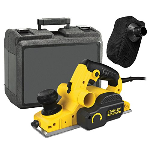 STANLEY FATMAX FME630K-QS - Cepillo eléctrico madera