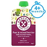 Babease Pear Mixed Berries And Coconut Water 100G