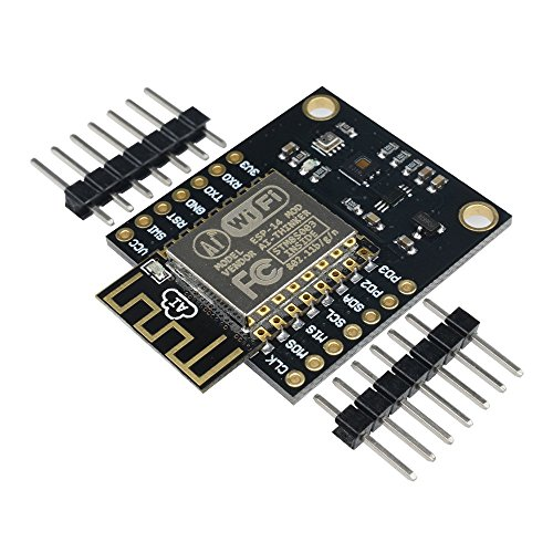 Hohe Präzision hdc1080 Temperatur und Luftfeuchtigkeit bmp280 Druck Sensor BH1750FVI Lichtstärke esp8266 WiFi esp-14 Wireless Modul -