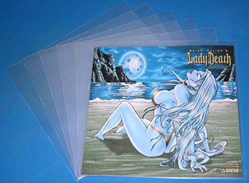 1000 St. LP Cover Schutzhüllen 12