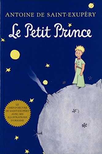 Le Petit Prince (French) (Books for Young Readers)