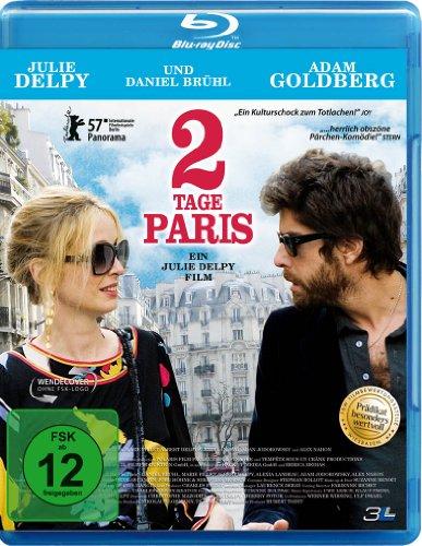 Bild von 2 Tage Paris [Blu-ray]