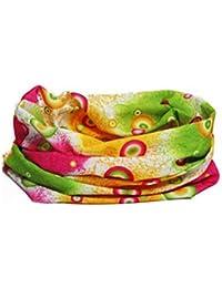 Bufanda multifuncional para calentador de cuello Bandana Deportes al aire libre para hombre y mujer y niños