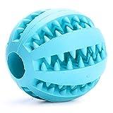Newin Star Haustier Kauspielzeug Reinigen Zahnball für Hunde und Katze Grün S