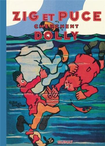 Zig et Puce, tome 5 : Zig et Puce cherchent Dolly