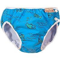Schwimmwindel extra large Badewindelh/öschen Blue Sailor XL 11-14 kg Aquawindel Badewindel ImseVimse