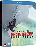 Mission Impossible : Rogue Nation Limited Edition Steelbook / Import / Region Free Blu Ray