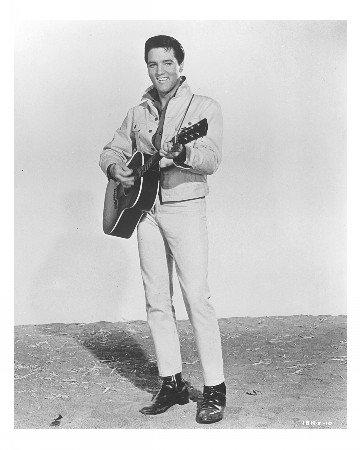 Elvis Presley 10 x 8 klassische Photo Stillleben Filme und Spiele -