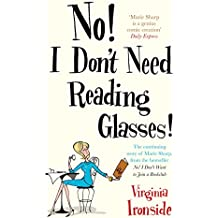 No! I Don't Need Reading Glasses: Marie Sharp 2 (English Edition)