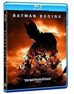 Batman Begins [Warner Ultimate (Blu-ray)]