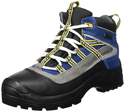 Maxguard Caspar C480 Sicherheits-Stiefel S3 SRC EN ISO 20345 Blau (Blau)