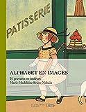 Alphabet en images - 31 gravures en couleurs