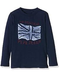 Pepe Jeans Jay Jr, Camiseta para Niñas