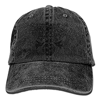 DD Decorative Aiw Wfdnn Tree and Sparrow Unisex Adjustable Cowboy Baseball Cap DadHatTrucker Hats